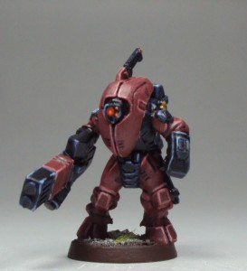 Tau XV-25 Stealth Suit Replacement